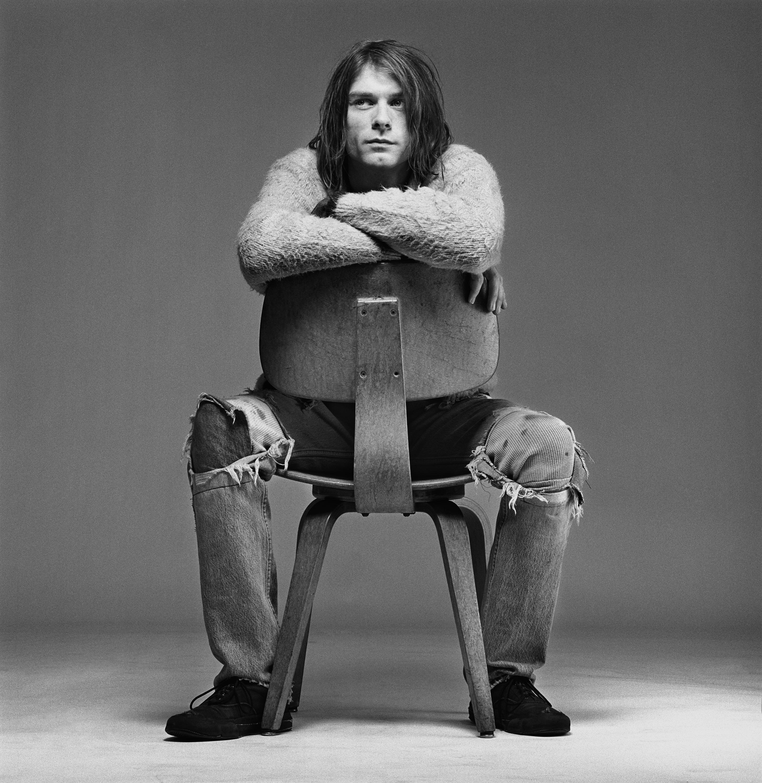 Kurt Cobain Portrait #3